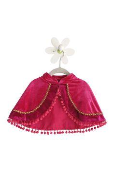 Princess Anna Cape (Toddler, Little Girls, & Big Girls) by Heart to Heart on @HauteLook