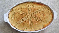 Ein low carb Paleo Cottage Pie Rezept mit Blumenkohl statt Kartoffeln. Schmeckt noch besser als das Original und ist rundum gesund. Leeeeeecker!