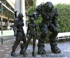 Lee Marvin さんの Second skins and fiction suits ボードのピン 3d Fantasy, Fantasy Armor, Armor Concept, Concept Art, Armadura Cosplay, Arte Sci Fi, Futuristic Armour, Futuristic Art, Arte Robot