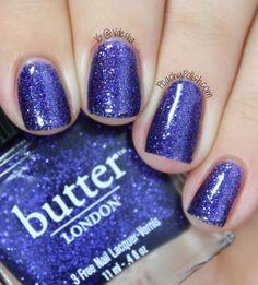 butter LONDON | Indigo Punk