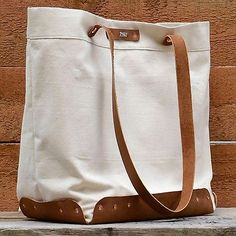 Dust Bowl Dry Goods: Guthrie Tote, Available in 2 Colors