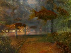 Παράλληλοι Κόσμοι 13 - Hocus Photus Painting, Image, Art, Art Background, Painting Art, Kunst, Paintings, Performing Arts, Painted Canvas