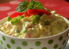 Vajíčkový salát se šunkou a jogurtem - TopRecepty.cz