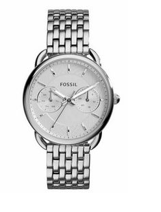 Looking for Fossil Women's Tailor Silver-Tone Stainless Steel Watch ? Check out our picks for the Fossil Women's Tailor Silver-Tone Stainless Steel Watch from the popular stores - all in one. Bracelet Making, Bracelet Watch, Fossil Watches, Men's Watches, Watches Online, Christmas Shoes, Cheap Watches, Luxury Watches For Men, Stainless Steel Watch