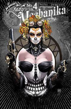 Lady Mechanika 4E | Benitez Productions