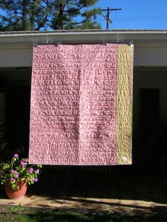 Simple pink 50 x 60 side 1