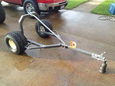 ATV Log Arch/Skidder