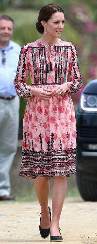 13 Apr 2016 - Duke & Duchess of Cambridge visit Kaziranga National Park. Click to read more