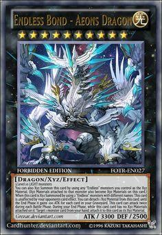Endless Bond-Aeons Dragon