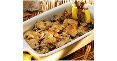 Receta de Champiñones crujientes al horno con frutos secos con Thermomix Magazine, aprende como hacer esta receta en tu robot de cocina.