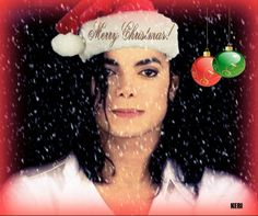♥ Michael Jackson ♥ - one of my creations - Merry Christmas to all my followers - I hope you have a wonderful Holiday and safe and happy new year :) [Keri]