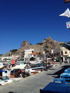 Myrina, Lemnos. Greece.