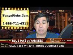 MLB Betting Preview Toronto Blue Jays versus New York Yankees Lines Odds...