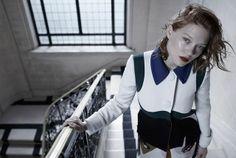 Léa Seydoux by Michelangelo Di Battista for Vogue Italia February 2014