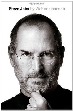 Steve Jobs: The Exclusive Biography: http://www.amazon.co.uk/Steve-Jobs-Exclusive-Walter-Isaacson/dp/1408703742/?tag=test