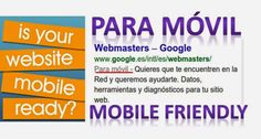 El Blog de Jose Luis Alonso: Google Mobile Friendly