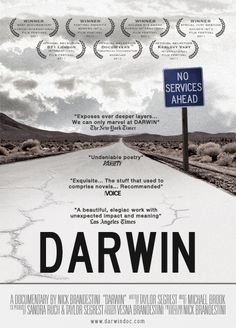 Darwin Documentary about the community of ony 35 people in death valley.