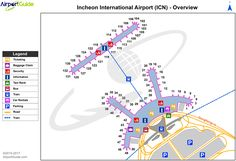Windsor Locks Bradley International BDL Airport Terminal Map