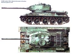 T 34 85, Earth And Solar System, Military Armor, Model Tanks, Dieselpunk, Milky Way, Military Vehicles, Wwii, Battle