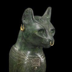 Cats through history