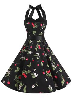 Dresstells Vintage 1950s Rockabilly Polka Dots Audrey Dress Retro Cocktail Dress – Shop2online best woman's fashion products designed to provide
