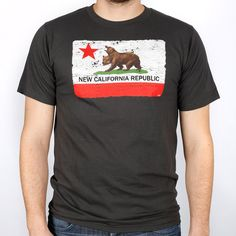 The Bethesda Store - New CA Republic T-Shirt - Fallout - Brands