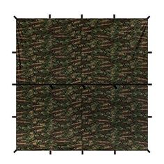 Aqua Quest Defender Tarp  100 Waterproof  10 x 10 ft Square  Camo or Olive Drab Camo *** Continue to the product at the image link.