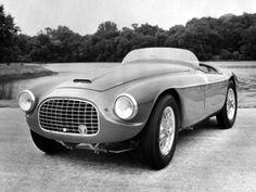 Ferrari 225 S Barchetta (#0166ED) '02.1952