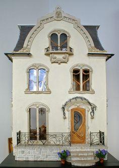 Petit cabinet de curiosités: Once more Art Nouveau