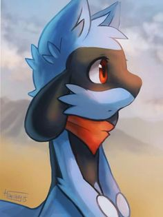 Riolu Tumblr Lucario and Riolu temple