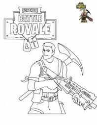 Image Result For Fortnite Noob Skin For Coloring Coloring Pages