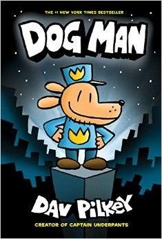 Dog Man • English Wooks