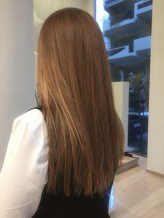 Light Golden Brown Hair, Lorde Hair, Brown Hair Colors, Hair Highlights, Gorgeous Hair, Hair Looks, Dyed Hair, Straight Hairstyles, Hair Inspiration