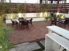 Terrace makeover usi