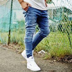 #Zanerobe Denimo #Slingshot. New to #GeneralPants. #pants #Reebok