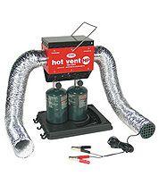 Hot Vent Tent Heater