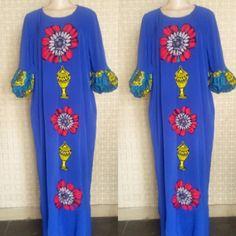 Ankara Designs, Ankara Styles, Ankara Fashion, Women's Fashion, African Dress, Kaftan, How To Make, How To Wear, Cold Shoulder Dress
