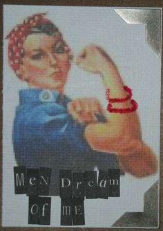 Tina Scraps's Gallery: Atc - Men dream of me