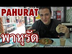 Pahurat (พาหุรัด) - Bangkok's Little India