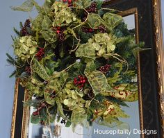 wreath by shirleystankusr