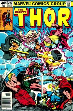 The mighty Thorcast episode 107