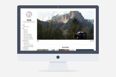 Fotok-Wordpress Photography Theme by Pankogut on Creative Market