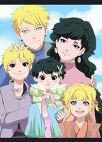 Kazuma Family by Aiki-Kazuma
