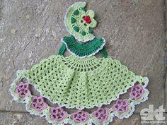 erika.tricroche: Menininha... menininha. ... Lovely pattern of a lady. Complimentary pattern of gentleman on this board