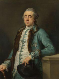 John Scott Banks,1774 by Batoni