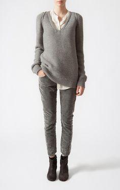 alpaca pullover