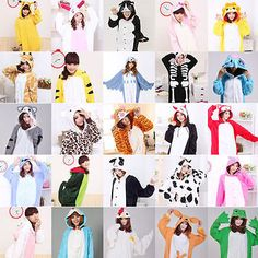 New #unisex adult animal onesies #onsie kigurumi pyjamas #sleepwear onesie dress,,  View more on the LINK: 	http://www.zeppy.io/product/gb/2/112152228421/