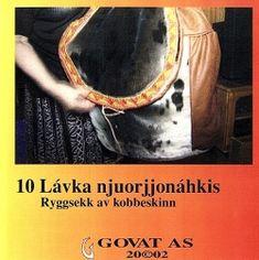 Ryggsekk av kobbeskinn   Ovttas/Aktan/Aktesne