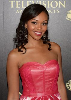 Mishael Morgan Photos: The 41st Annual Daytime Emmy Awards - Arrivals