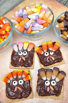 ADORABLE Thanksgiving Turkey Classroom treats for preschool & kid's school parties!